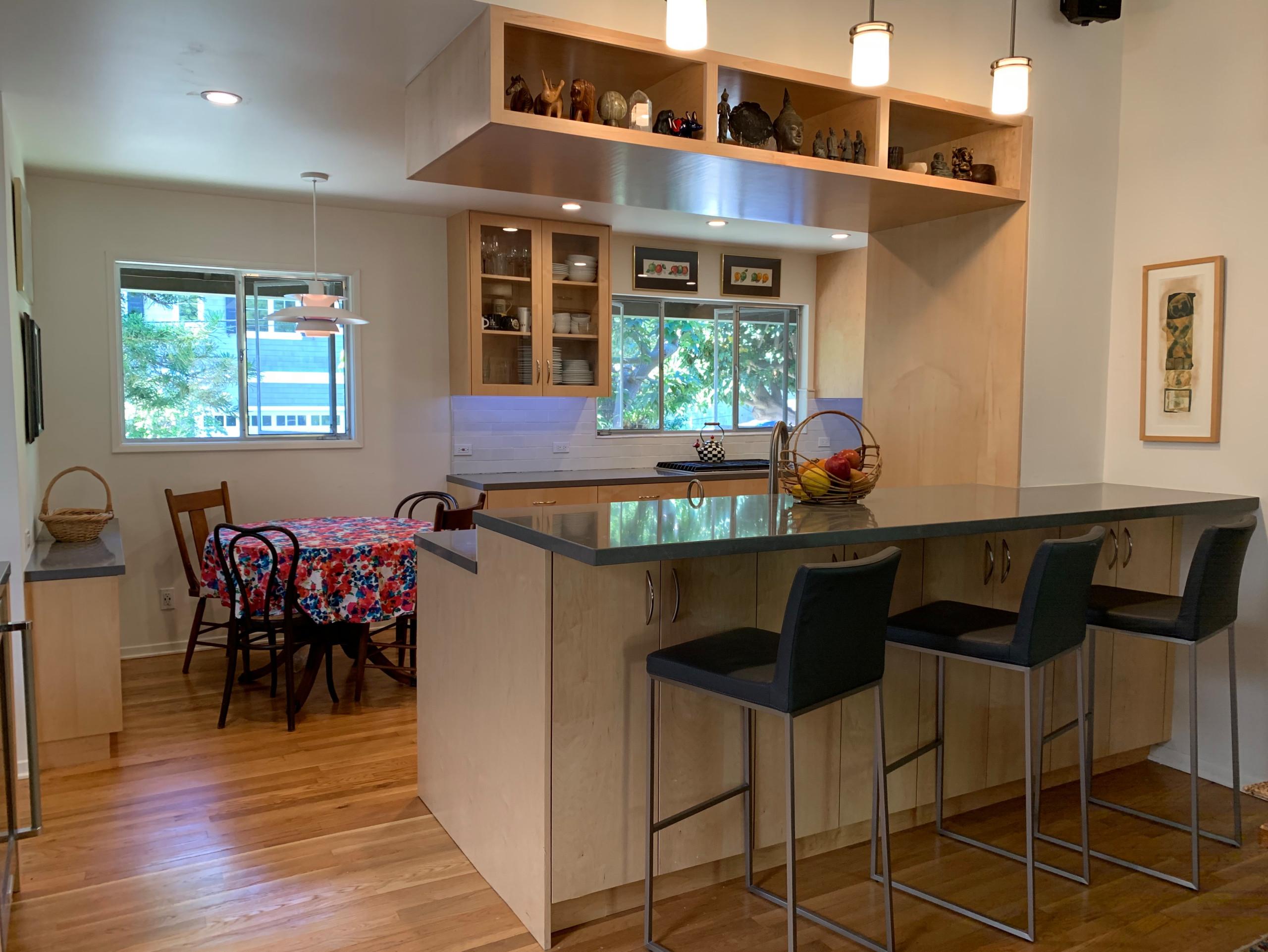 Modern Kitchen, Pacific Palisades