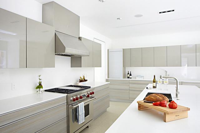 Modern kitchen for Ikea in dallas