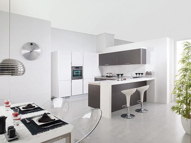Porcelanosa Kitchen G013 modern-kitchen