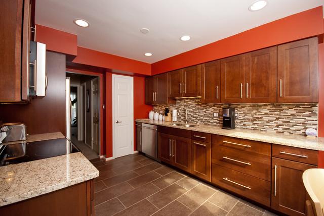 Modern Kitchen Remodel Alexandria VA Modern Kitchen Dc Metro By SELEC