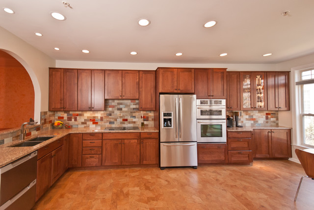 Modern Kitchen Remodel Alexandria Va Traditional Kitchen Dc Metro By Select Kitchen Bath