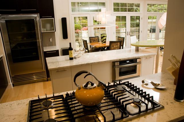 MODERN KITCHEN REMODEL modern-kitchen