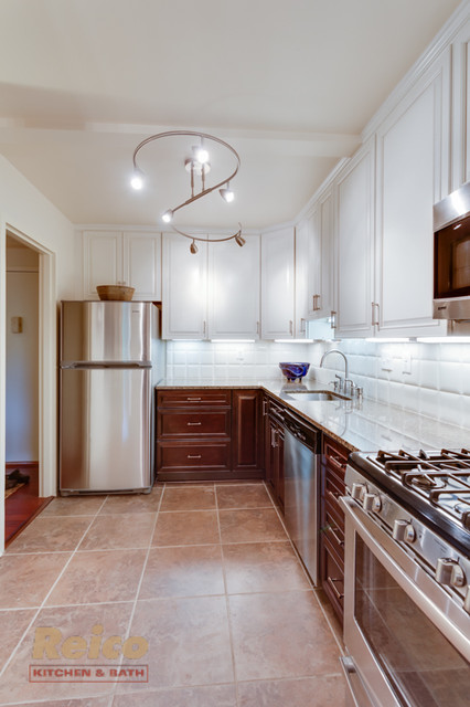 Modern Kitchen Remodel In Falls Church Va Traditional Kitchen Other By Reico Kitchen Bath