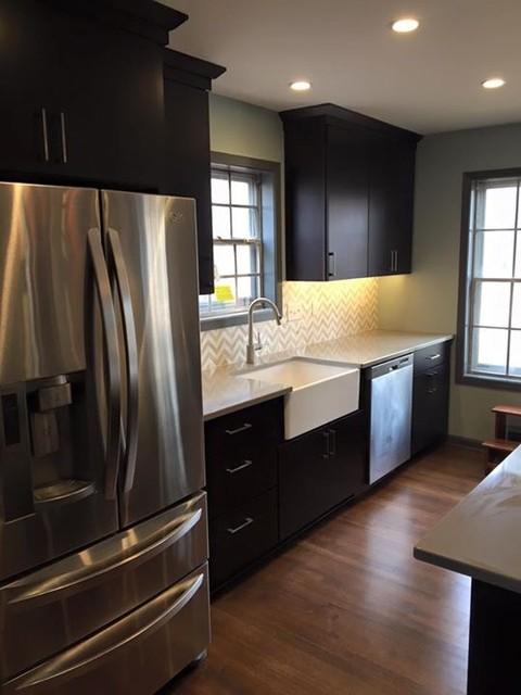 Modern Kitchen Remodel Memphis Contemporary Kitchen Other By Michelle Triplett Design