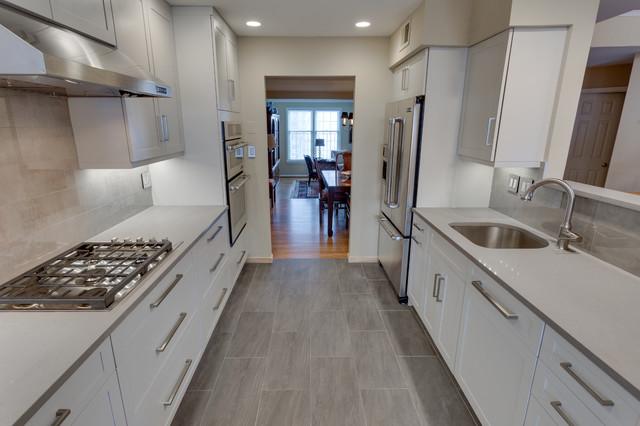 Modern kitchen remodel rockville md modern kitchen for Bath remodel rockville md