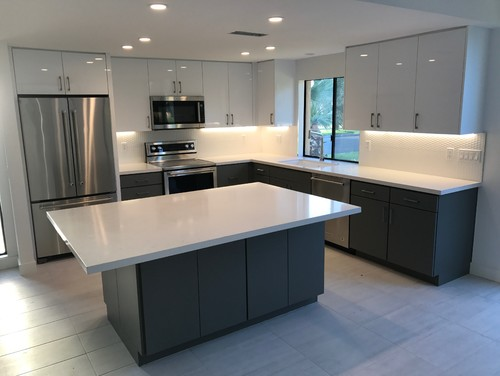 Acrylic Vs Laminate Which Finish Is Best For Kitchen Cabinets