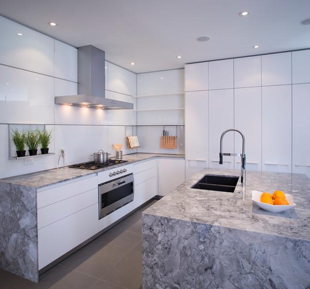 Modern Kitchen Renovation Modern Kitchen Calgary By Workspace