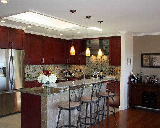 Low Ceiling Kitchen Lights Ideas 550 x 440