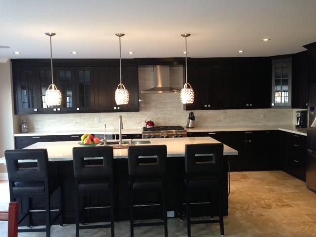 Modern Kitchen Contemporary Kitchen Toronto By Savoy Kitchens By Design