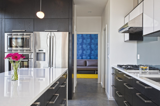 Elemental Design Llc Modern Kitchen Seattle By Stephenson Design Collective