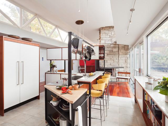 Hermit Street modern-kitchen