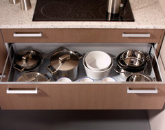 Deep Oven Drawers modern-kitchen