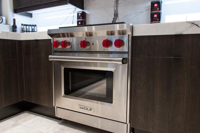 Modern Kitchen Asian Kitchen Phoenix By Thomas Design Group Llc