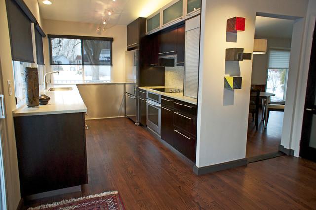 Modern Kitchen Update contemporary-kitchen