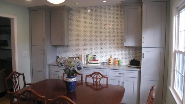 Modern Kitchen Update transitional kitchen