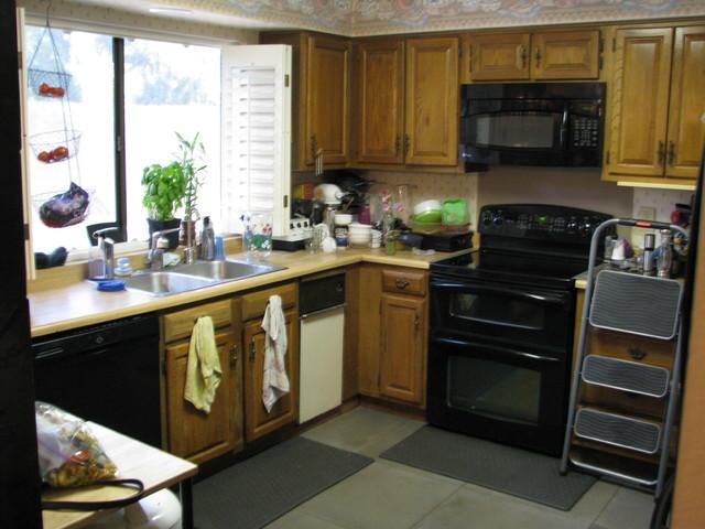 Modern kitchen update modern kitchen phoenix by for Modern kitchen updates