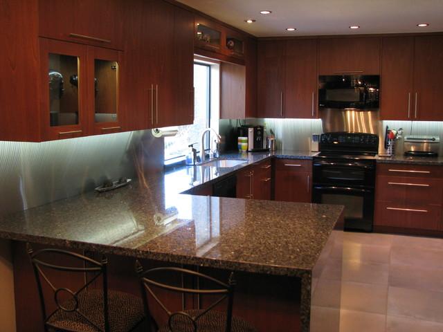 Modern Kitchen Update Modern Kitchen Phoenix By Homework