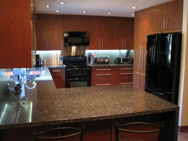 Modern kitchen update modern kitchen for Modern kitchen updates