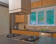 Modern Kitchen – Upper Georgetown, DC modern-kitchen