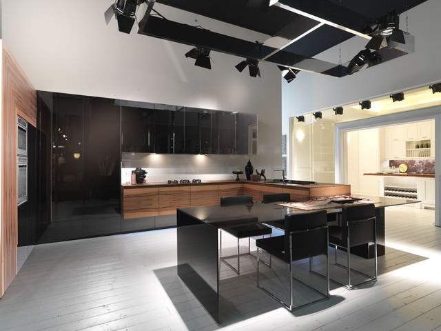 ASter Cucine new line for 2010 modern-kitchen