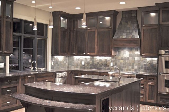 U shaped kitchen with island home design I shaped kitchen