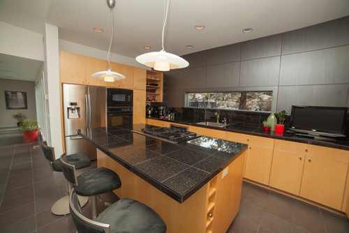 modern kitchen How to Choose a Kitchen Counter