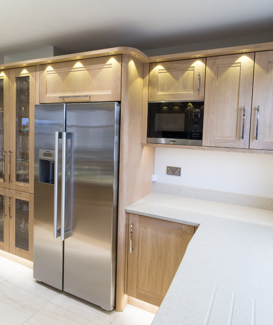 Modern Kitchen With Aga Modern Kitchen South East By Potts Ltd