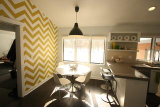 Riverside Home modern-kitchen