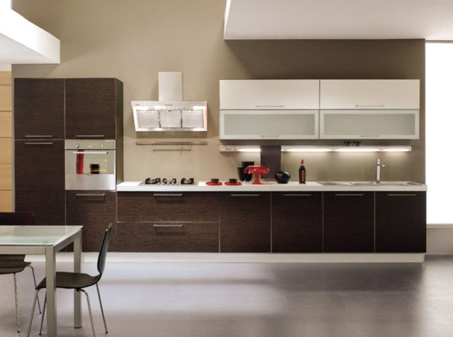 Modern Kitchens By Spar Italy 877 777 3771 Modern Kitchen New York By Modern Kitchen