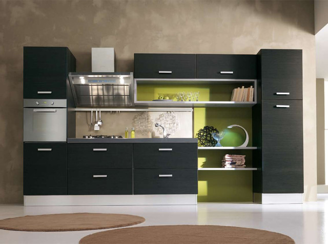 Modern Kitchens By Spar Italy 877 777 3771 Eclectic Kitchen New York By Modern Kitchen