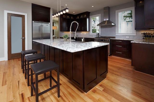 Modern Kitchens - Contemporary - Kitchen - atlanta - by Epic Development