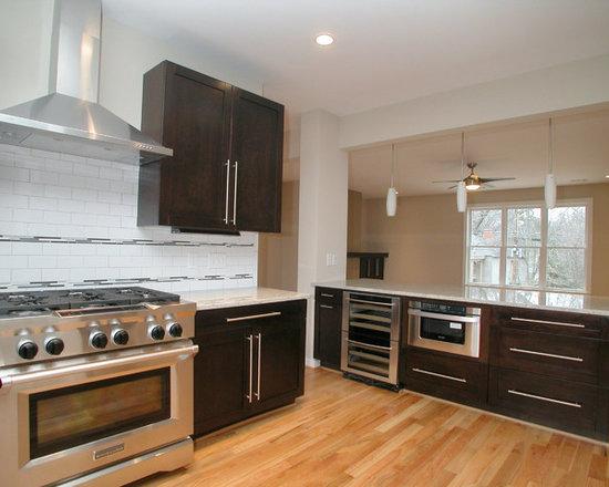 Espresso Hardwood Floor Home Design Ideas, Pictures, Remodel and Decor