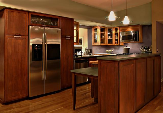 Modern Kitchens contemporary-kitchen