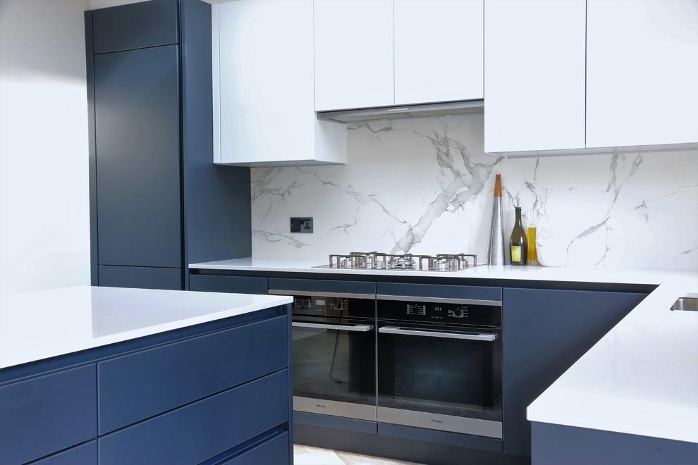 Modern Kitchens using Cosentino Materials