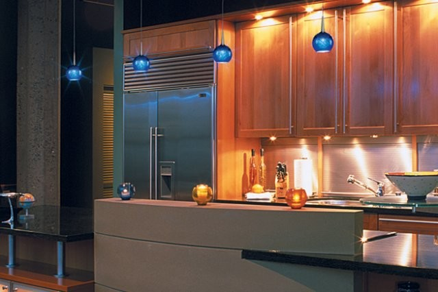 Modern Lighting Ideas Traditional Kitchen Other By