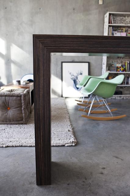 Modern Loft eclectic-kitchen