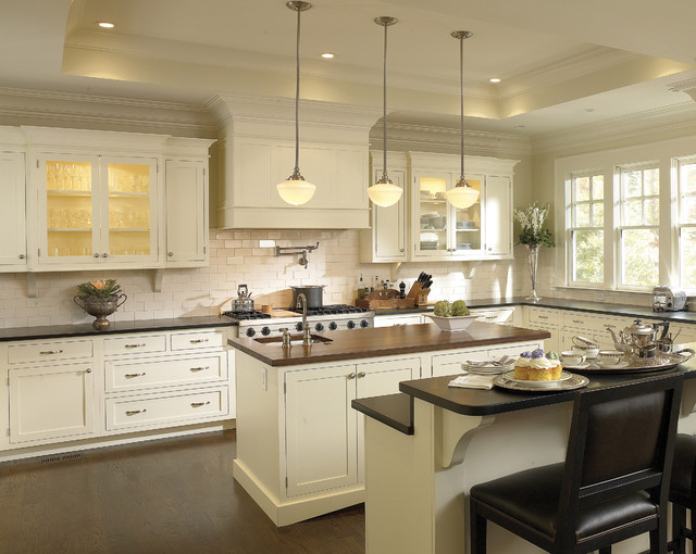 Modern Luster Traditional Kitchen Other By Plain
