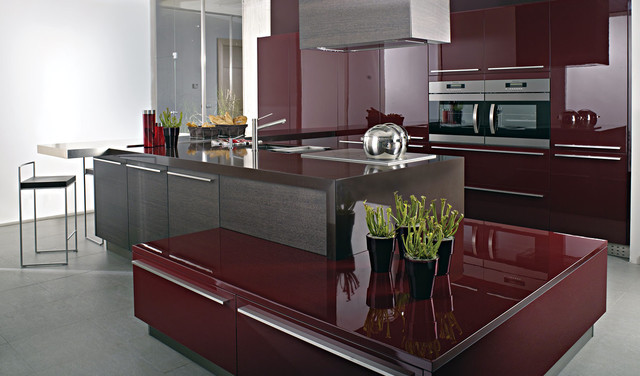 Modern Luxury Kitchens available at Royal Stone & Tile - Modern ...