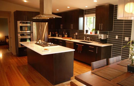 Modern Manly Kitchen Modern Kitchen Houzz