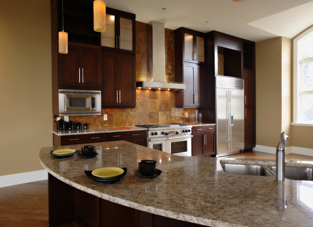 Designer: Mark eclectic-kitchen