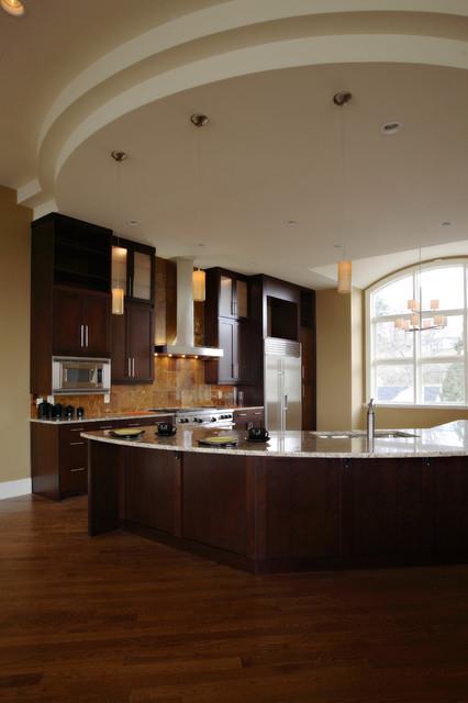 Modern marvel traditional kitchen cincinnati by keidel supply