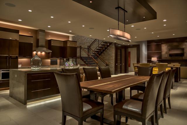 modern masterpiece omaha ne contemporary kitchen
