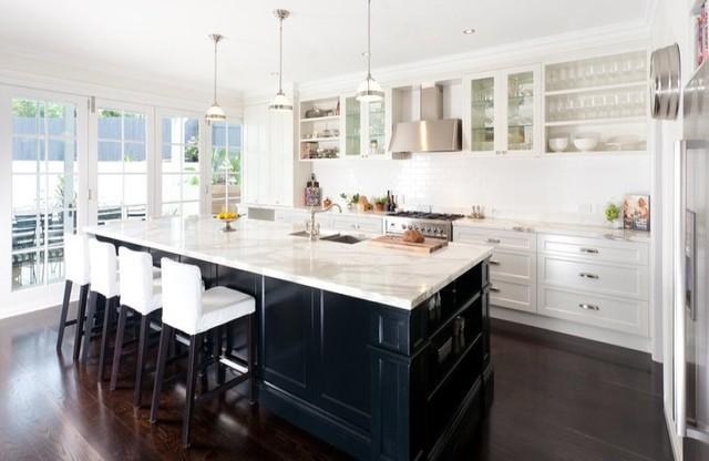 Modern Modern Kitchen Brisbane By Maytain Cabinets