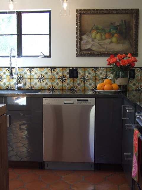 Modern Mexican Phoenix Residence Kitchen Eclectic Kitchen Other Metro By Debra Herdman