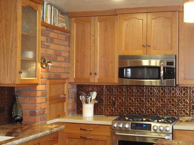 Modern Moroccan Kitchen Traditional Kitchen San Luis Obispo By Kitchen Bath Works