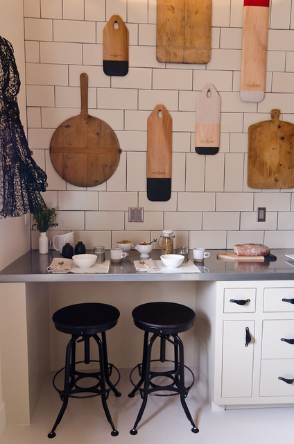 Modern Pantry By Tinsley Hutson-Wiley Interior Design eclectic-kitchen