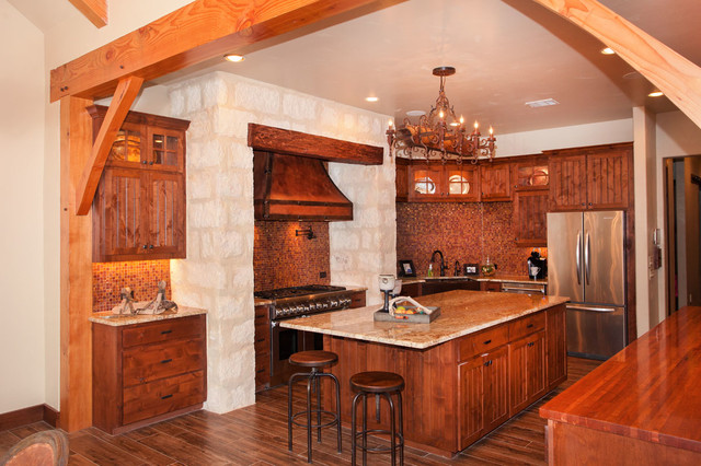 Modern ranch style for Ranch style kitchen