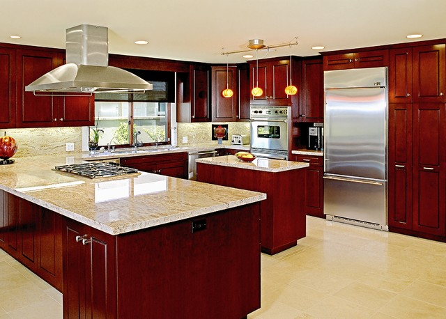 ... CA - Transitional - Kitchen - orange county - by Morey Remodeling