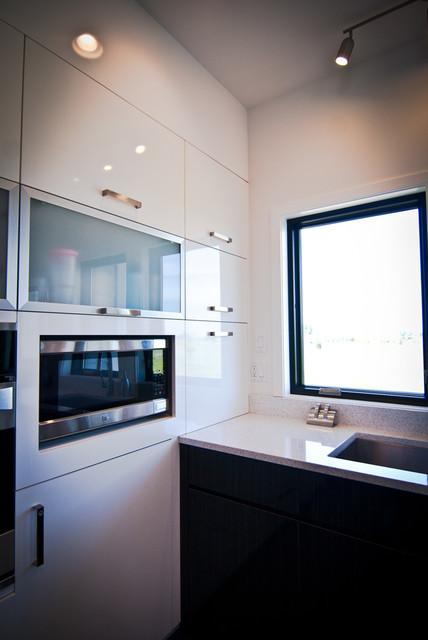 Modern Residence modern-kitchen