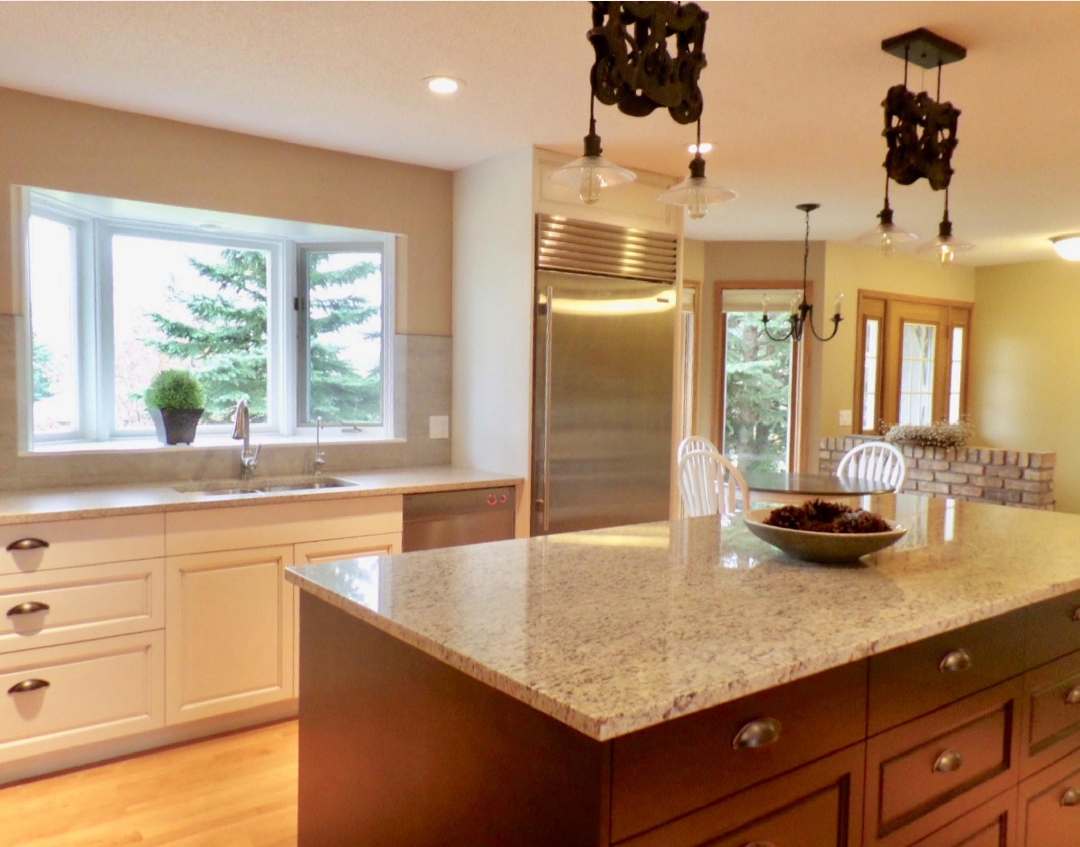 Modern Rustic Kitchen Revovation